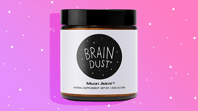 A bottle of nootropics on a