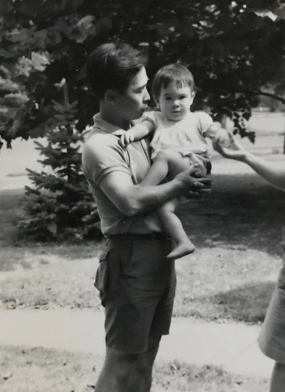 Mary Akiyama Kearns dad