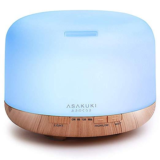 ASAKUKI Aromatherapy Humidifier
