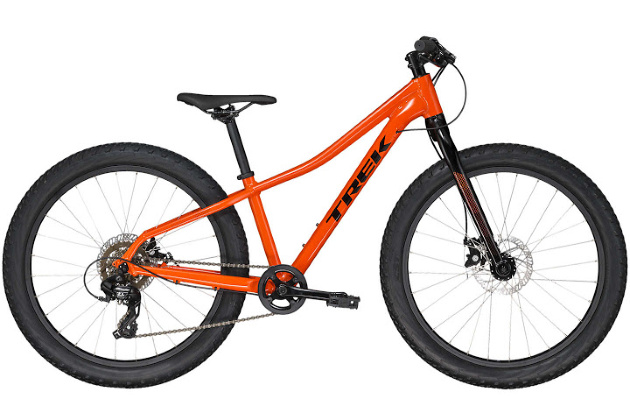 Best Kids' Bikes: Trek Roscoe 24