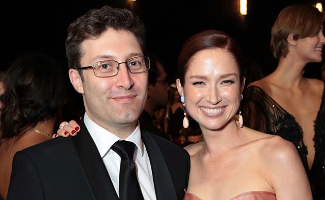 Ellie Kemper & Michael Koman