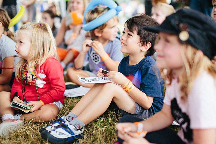 Pilgrimage Festival TN kids