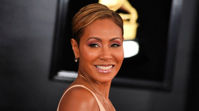 Jada Pinkett Smith at the Grammys