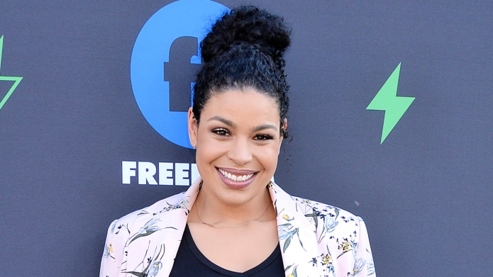 Jordin Sparks at the Freeform Summit