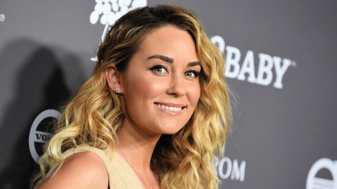 Lauren Conrad walks the red carpet
