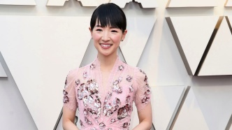 Marie Kondo attends the 2019 Oscars