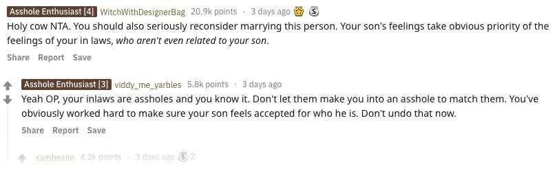 Reddit commenters