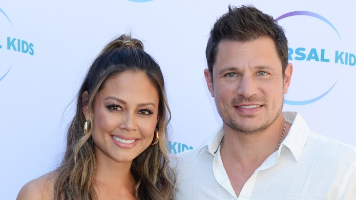 Vanessa and Nick Lachey Universal Kids