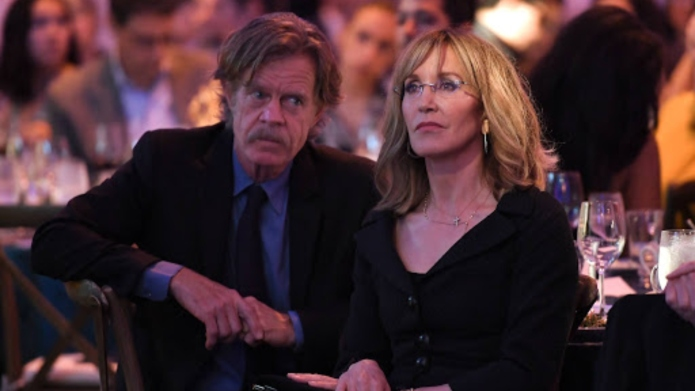 William H. Macy is Being Dragged For Celebrating Daughter's Graduation Amid College Scandal
