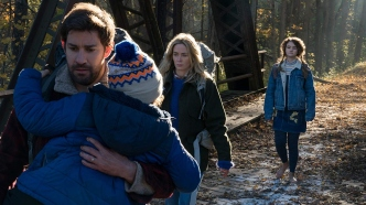 'A Quiet Place' movie scene.