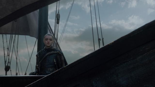 arya sailing finale