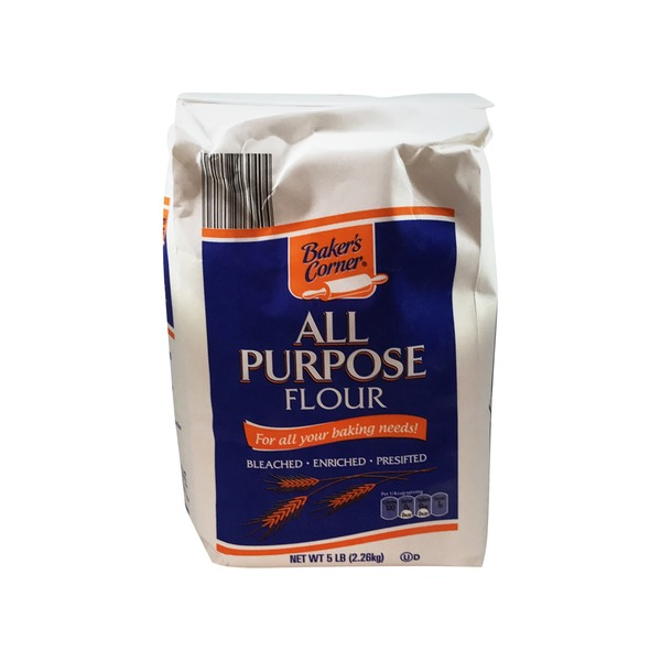 Baker's Corner All Purpose Flour