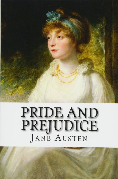 'Pride and Prejudice' by Jane Austen (1813).