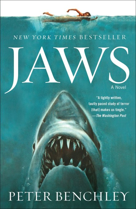 'Jaws' by Peter Benchley (1973).
