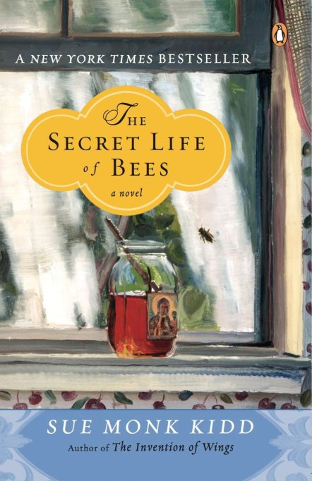 'The Secret Life of Bees' by Sue Monk Kidd (2001).