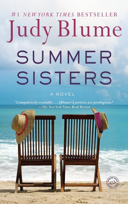 'Summer Sisters' by Judy Blume (2006).