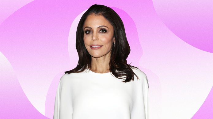 treated photo of bethenny frankel
