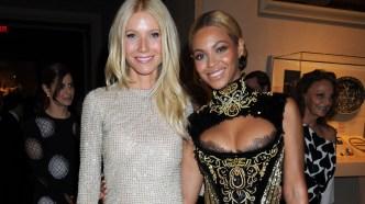 Beyonce+GwynethPaltrow