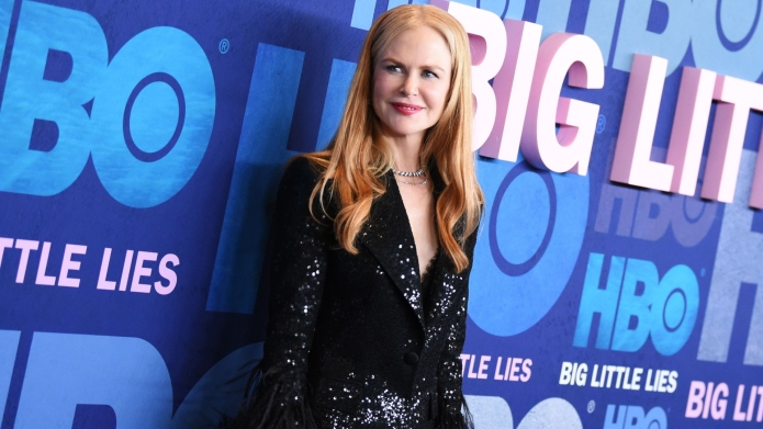 Nicole Kidman 'Big Little Lies' season