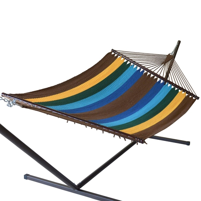 Best hammock if you're big and tall.