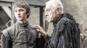 bran and three eyed raven