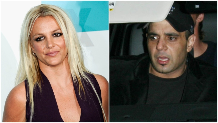 Britney Spears; Sam Lutfi.