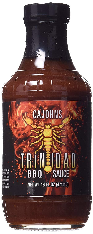 CaJohns Trinidad BBQ Sauce