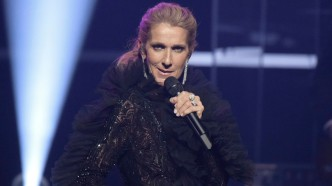 Celine Dion announces Courage World Tour,