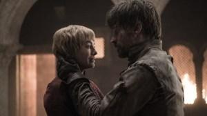 Cersei and Jaime meet again GoT S8 E5
