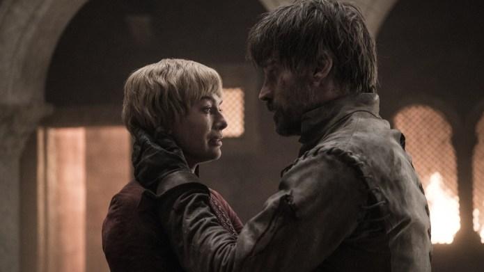 Cersei and Jaime meet again GoT