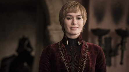 Cersei in the Red Keep GoT