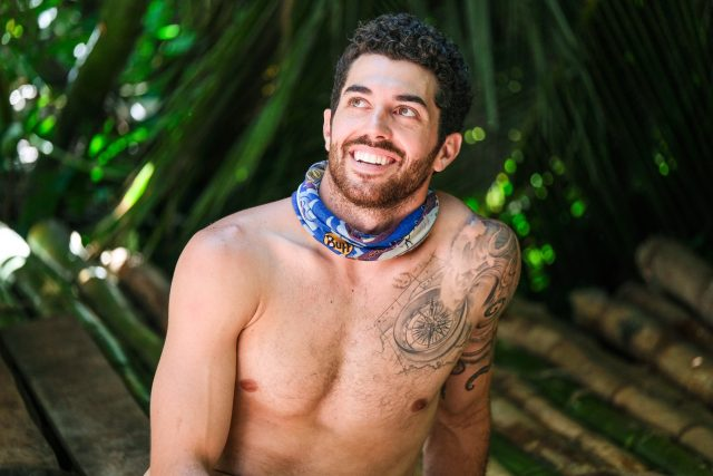 Chris Underwood the winner of Survivor:
