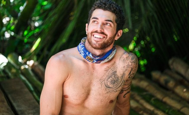 Chris Underwood the winner of Survivor: