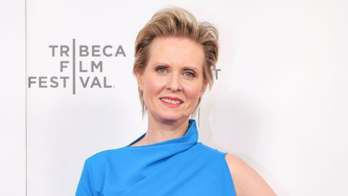Cynthia Nixon, 'Stray Dolls' screening, Tribeca