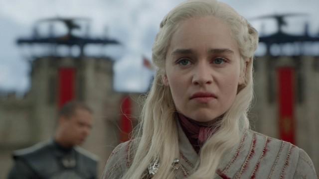Daenerys at King's Landing