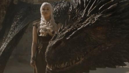 Daenerys on 'Game of Thrones.'