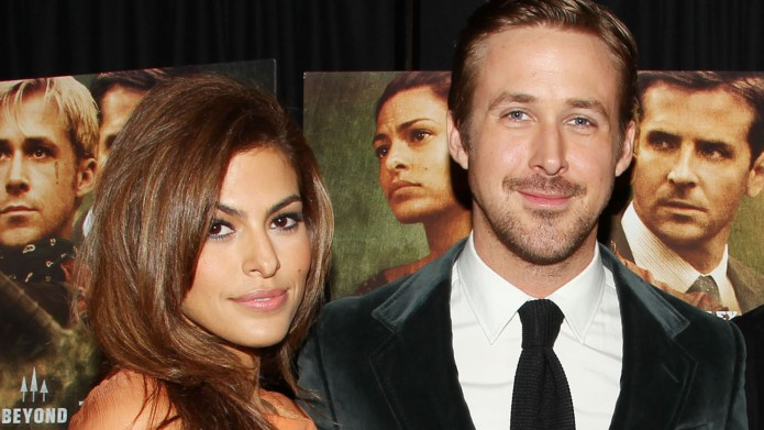 Eva Mendes, Ryan Gosling'The Place Beyond
