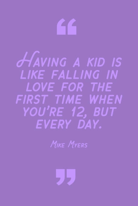 Best Dad Quotes: Mike Myers