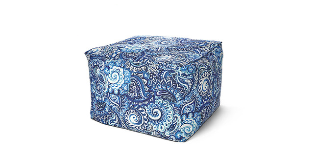 Affordable Outdoor Furniture: Gardenline Outdoor Pouf