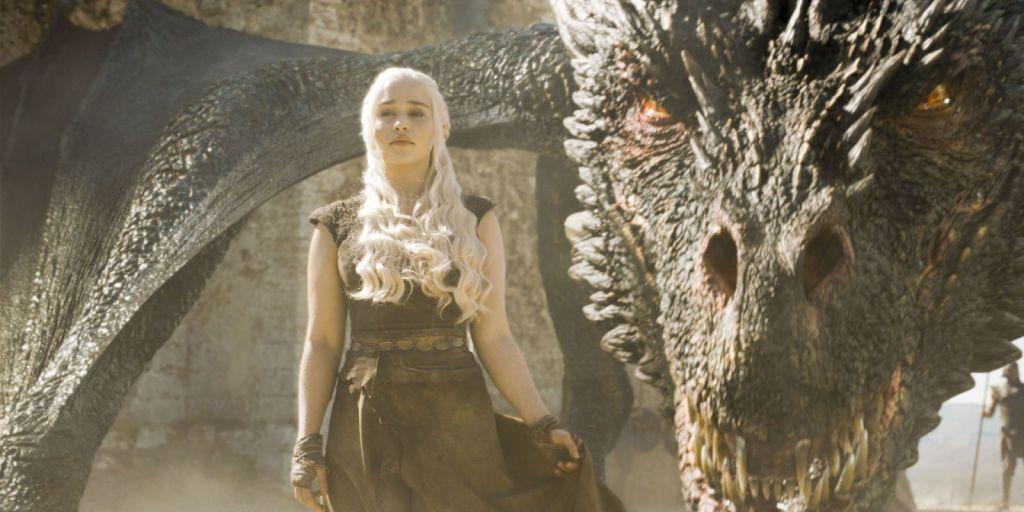 'GoT' Daenerys.