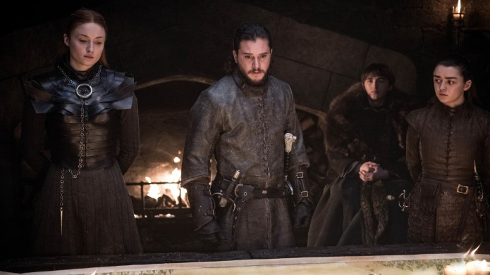 The Stark sibling on Game of