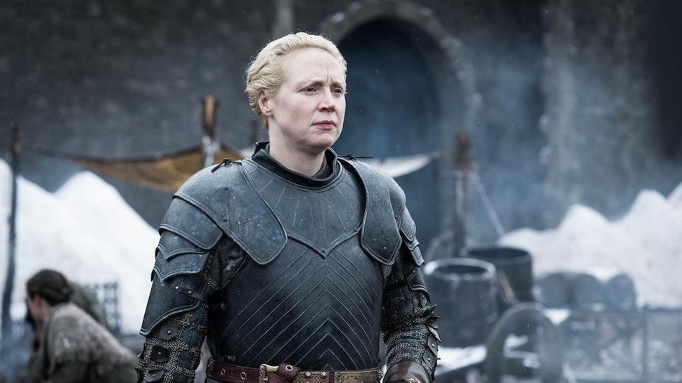 'GoT' Brienne.