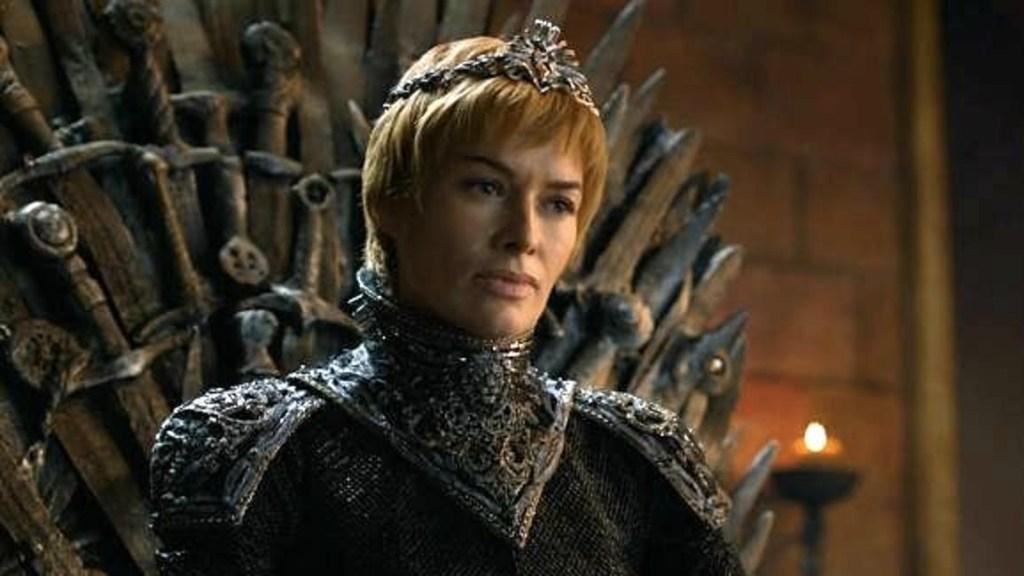 'GoT' Cersei Lannister.