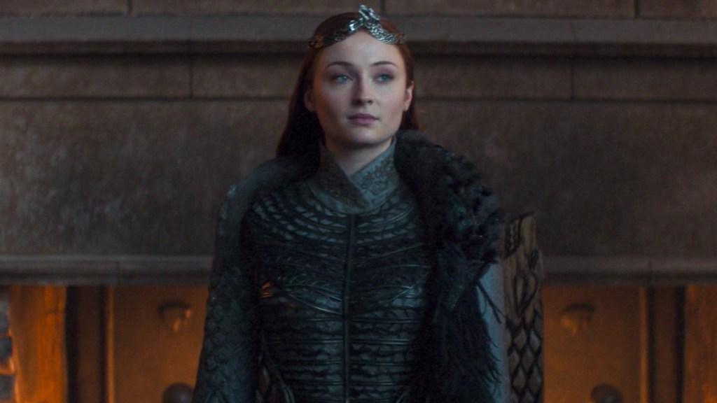 'GoT' Sansa Stark.