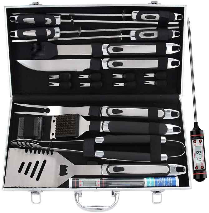 21-Piece Grill Kit