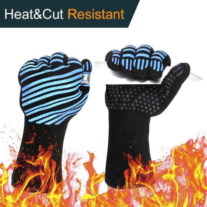 Semboh Heat- & Cut-Resistant Gloves