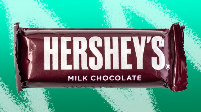 Hershey's Is Redesigning Their Iconic Chocolate
