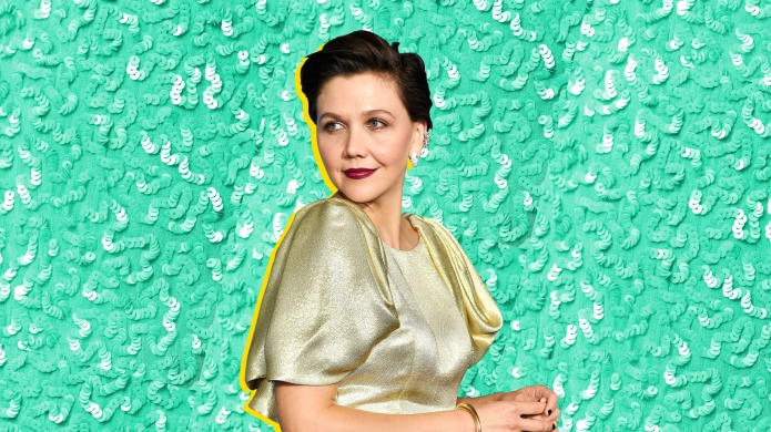 treated photo of maggie gyllenhaal