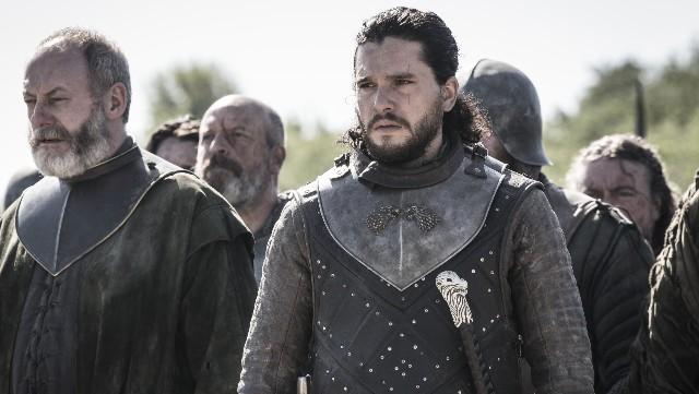 Jon Snow on GoT