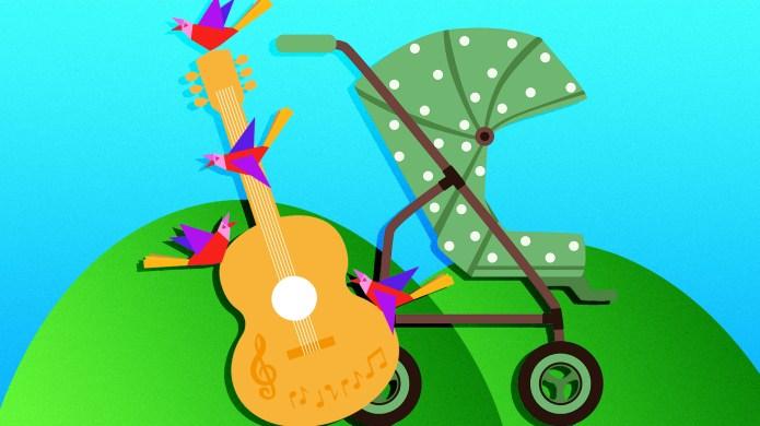 Kid Friendly Music Festivals